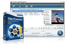 Leawo Video Converter Software AVI,MPEG,WMV,MP4,FLV,MOV