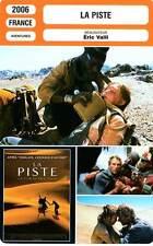 FICHE CINEMA : LA PISTE - Sands,Ebouaney,Summers,Eric Valli 2006 The Trail