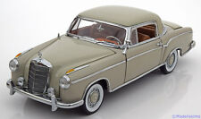 1:18 Sunstar Mercedes 220 SE W128 Coupe 1958 lightgrey