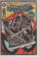 SPIDER-MAN #15 french comic français EDITIONS HERITAGE 1st Hammerhead