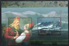 Noruega 2008 estampillada sin montar o nunca montada mitología Set