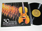 30 STRING MASTERPIECES - HIGHLIGHTS LP 1982 Realm Records Classical VG+/VG
