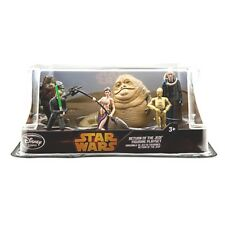 New Star Wars Return of the Jedi 6 Piece Figurine Play Set Cake Toppers