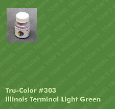 303 Tru-Color Paint Illinois Terminal Light Green
