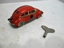 1949 VOLKSWAGEN SPLIT WINDOW  ALL TIN WIND-UP MADE IN GREMAN BY TIPPCO