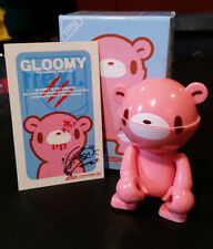Pink Gloomy Bear Mori Chack Trexi PLAY IMAGINATIVE Art Toy Dunny Figure Urban