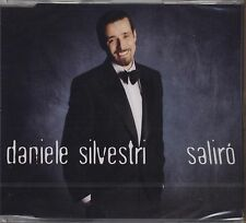 DANIELE SILVESTRI - Saliro' - SANREMO CDs SINGLE 2002 SIGILLATO SEALED 2 TRACKS