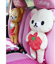 Hot! Hot!! Rilakkuma San-x cute car back cushion   1pcs