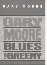 Presse-Info/Press-Kit -- Gary Moore - Blues for Greeny
