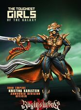 Raging Heroes Kristina Karlstein Armoured Division Officer Iron Empire