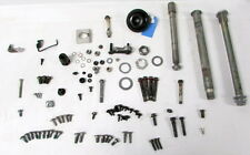 Yamaha 07-08 R1 R-1 OEM Axles, Horn, Assorted Nuts & Bolts S2