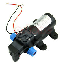 Motor High Pressure DC 12V 45W 0142 Diaphragm Water Self Priming Pump 4L/Min