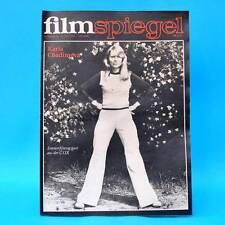 DDR Filmspiegel 16/1974 Winfried Glatzeder Karla Chadimova Manfred Krug