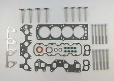 HEAD GASKET SET BOLTS VALVES ASTRA NOVA VECTRA 1.6 8V X16SZR C16SE C16NZ 91-01
