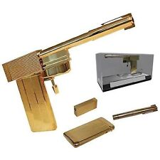 James Bond 007 Golden Gun Prop Replica Factory Entertainment