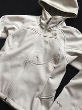 The North Face Ladies Snowboard Ski Jacket Coat Womens X Small White