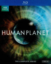 Human Planet: The Complete Series (Blu-ray Disc, 2011, 3-Disc Set)