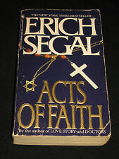 wmf  ERICH SEGAL ~ ACTS OF FAITH