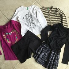 Lot fille 6-7 ans GAP, Benetton