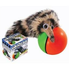 WEAZEL BALL DOG-CAT KIDS PET TOY ORIGINAL D.Y. TOY MILLIONS SOLD WEASEL BALL FUN
