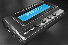 Hobbywing 3 in 1 professional programming set box battery tester setting card