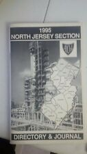 NORTH JERSEY SECTION DIRECTORY & JOURNAL  1995