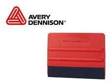 """4"""" AVERY FLEX FELT TIP SQUEEGEE BURNISHER FOR SIGN VINYL GRAPHIC WRAP SIGNAGE"""