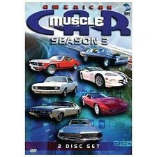 American Muscle Car Season 3 DVD/Video Ford Chevy Dodge