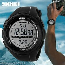 SKMEI 1025  Military Watch S-Shock Digital Sports Watch For Men