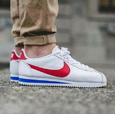 NIKE CLASSIC CORTEZ AW QS FOREST GUMP Trainers Gym Casual - UK Size 7.5 (EUR 42)