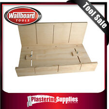 WallBoard 300mm Adjustable Wooden Mitre Box MBA-300