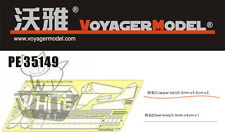 Voyager 1:35 WWII Skirts for Sherman VC Firefly (For Tasca) PE35149*