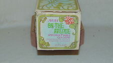 Vintage Avon On The Avenue Unforgettable Cologne In Box