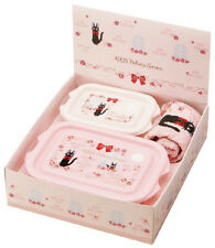 Kiki's Delivery Service Food Container Towel set Bento GHIBLI Made in Japan F/S