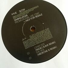 "Kylie Minogue - Slow 12"" Promo Vinyl"