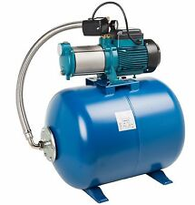 """#IBO1""""MH1300 heavy duty electric water 2HP PUMP+pressure VESSEL100L booster set"""
