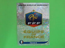 FIGURINE PANINI WORLD CUP SOUTH AFRICA 2010 - N. 88 SCUDETTO FRANCE