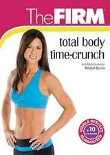 Cardio and Toning EXERCISE DVD - THE FIRM Total Body Time Crunch!