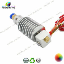 3D Printer E3D V5 J-head Hotend 1.75mm 0.4mm Nozzle Bowden extruder 0.3mm Kossel
