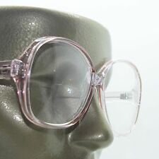 Bifocal Huge Oversize Statement Bold Sweet Pale Pink Frame Reading Glasses +2.50