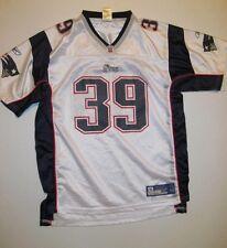 Boys New England Patriots Reebok Football Jersey Laurence Maroney #39 Mesh XL