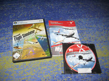 Microsoft Flight Simulator X PC und Traffic X alles in 1 Auktion