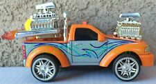 """Toy State Industrial - Rubber Tires - Sounds / Moves / Vibrates - 6 1/4 """" L"""