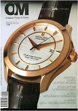 OM LA RIVISTA DI OROLOGI & MARKET N. 58 MARZO  2007