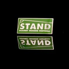 Stand AMF Magazine Fanzine Pin Badge A Guy Called Minty &. Casual Connoisseur...