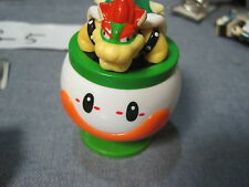 Super Mario Bros Japan McDonald's Happy Meal Bowser Figure in Clown Car