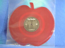 "The Beatles - Love Me Do, lim. red apple shaped 7"", neu"
