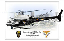 Eurocopter - Helicopter Profile -  Ohio State Highway Patrol