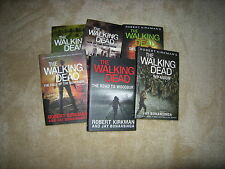 The Walking Dead 6-book Collection ( Descent, Invasion, 4 more)-6 NEW Hardcovers