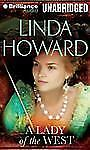 A Lady of the West by Linda Howard (2008, MP3 CD, Unabridged) - FREE SHIPPING
